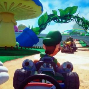 Mario Kart VR est le clou de la salle d'arcade VR Zone de Shinjuku (vidéo)