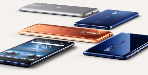 Nokia 8 Arriere Coloris 600x307