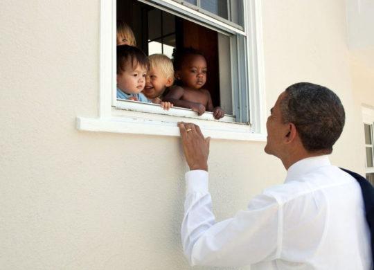 Obama Charlottesville