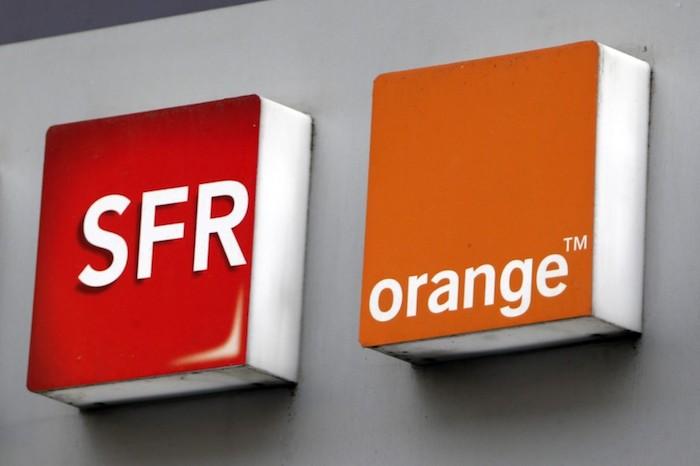 SFR Orange Logos