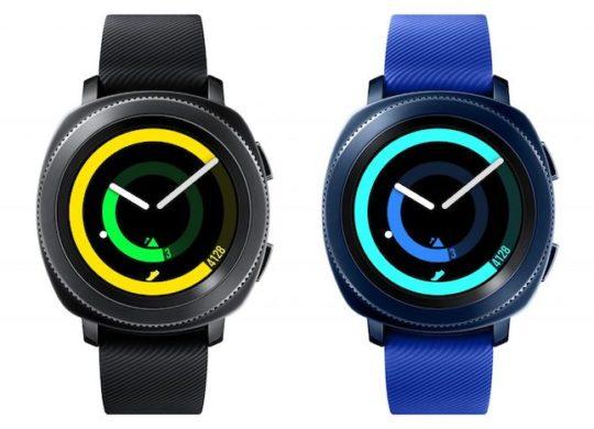 Samsung Gear Sport Montre Connectee