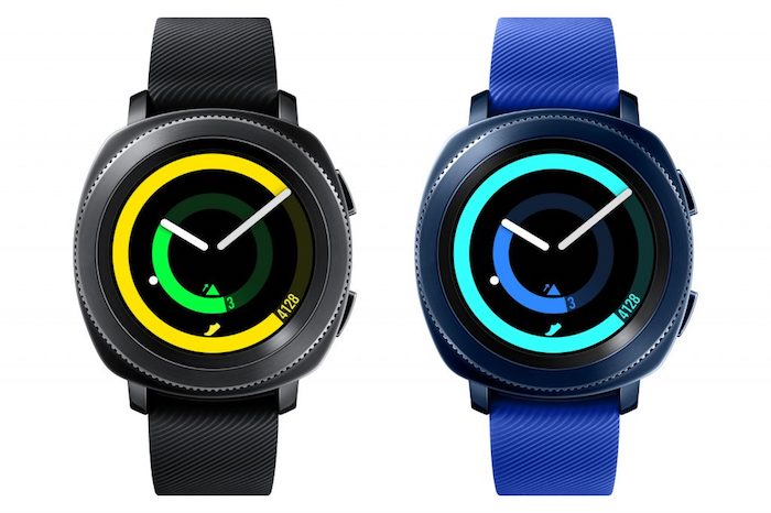 Samsung Gear Sport Montre Connectee