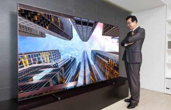 Samsung Q9 88 Pouces QLED 600x387