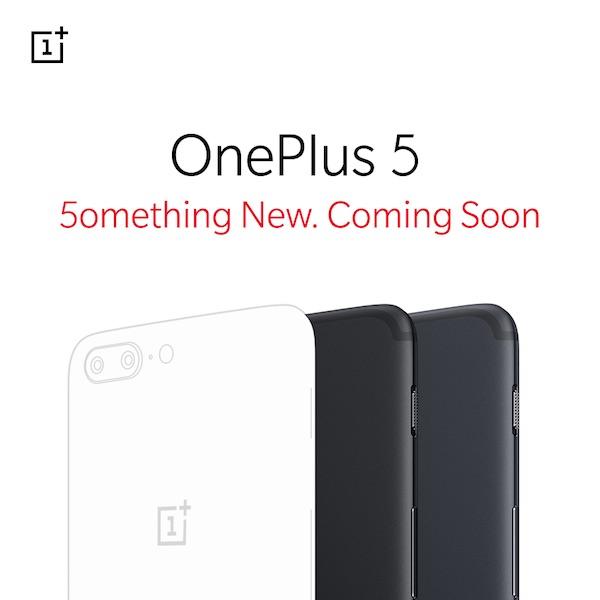 Teaser OnePlus 5 Nouveau Coloris