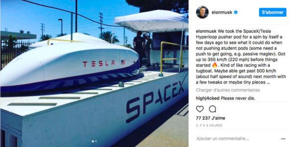 Tesla Hyperloop 600x300