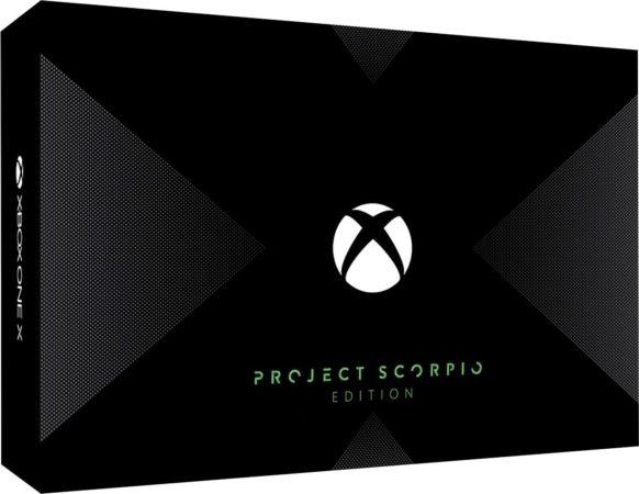 XBOX ONE SCORPIO 1 582x450