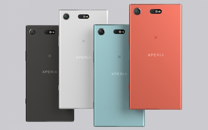 Xperia XZ1 Compact Arriere