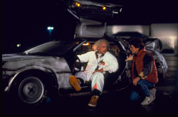 Back To The Future Delorean 0 600x395