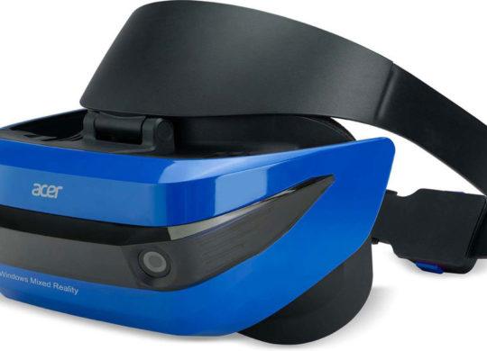 casque AR VR HP