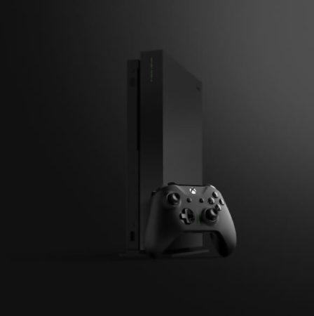 Xbox One Scorpio 4 448x450