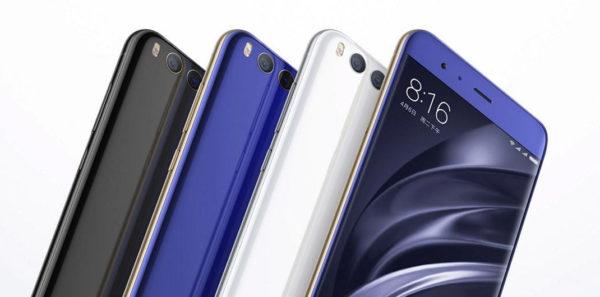 0017934 Xiaomi Mi6 Mi 6 64gb 128gb Latest Flagship By Xiaomi 600x297