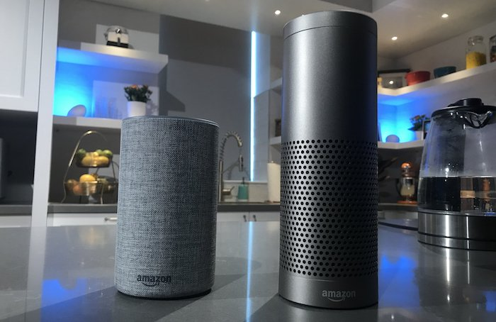 Amazon Echo 2017 Vs Echo Plus