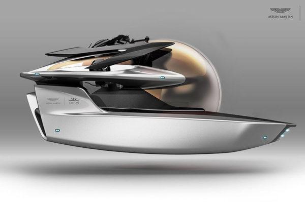 Aston Martin Sous Marin 600x399
