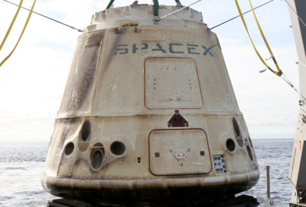 Dragon Spacex 600x407