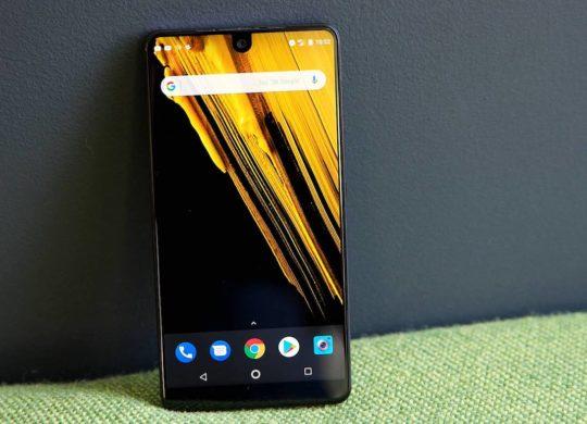 Essential Phone Avant