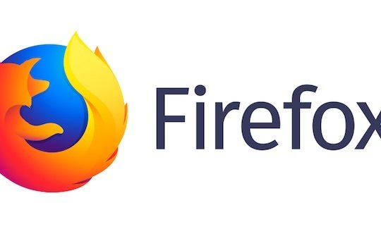Firefox 57 Nouveau Logo