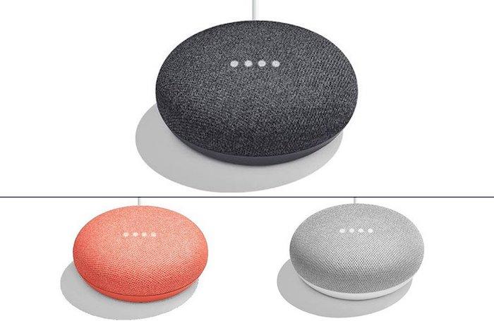 Fuite Google Home Mini