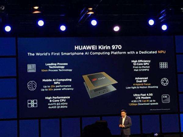 Huawei Kirin Presentation 600x450