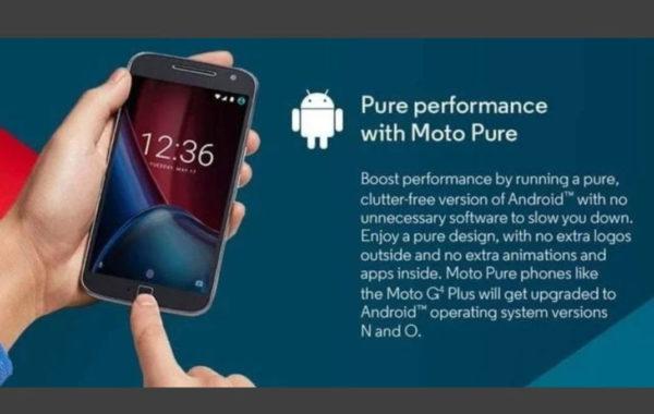 Moto G4 600x380