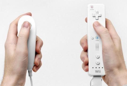 Nunchuck et Wiimote Wii