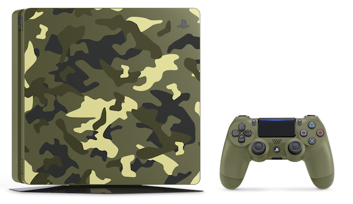 Pack PlayStation 4 Edition Limitee Call Of Duty WWII 2