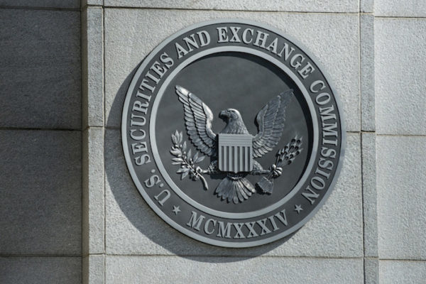 Securities And Exchange Commission SEC 600x400