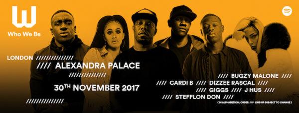 Spotify Festival Musique 30 Novembre 2017 600x228