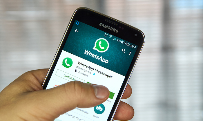 WhatsApp Application Android