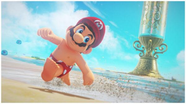 Super Mario Odyssey Mario Ttons Maillot 600x337
