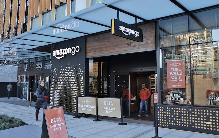Amazon Go Boutique