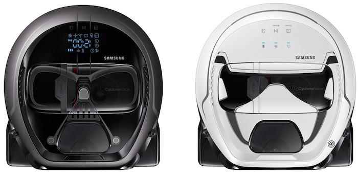 Aspirateur Robot VR7000 Samsung Star Wars