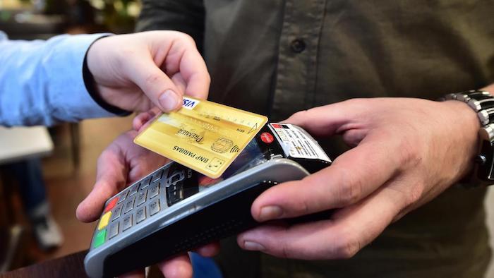 Carte Bancaire Paiement Sans Contact