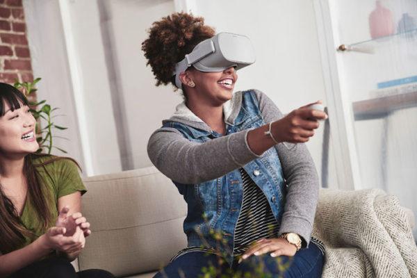 Casque Oculus Go 600x400