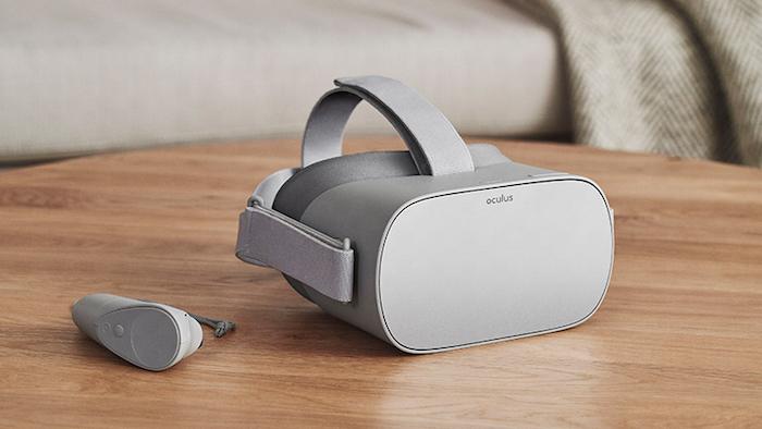 Casque Oculus Go Et Manettes
