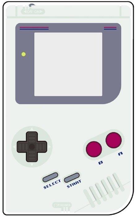 Demande Depot Brevet Nintendo Game Boy Mini