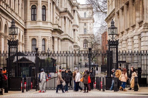 Downing Street Gates 600x400