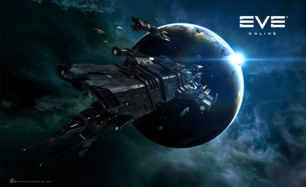 EVE Online 600x367