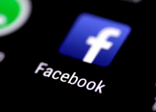Facebook Logo Icone
