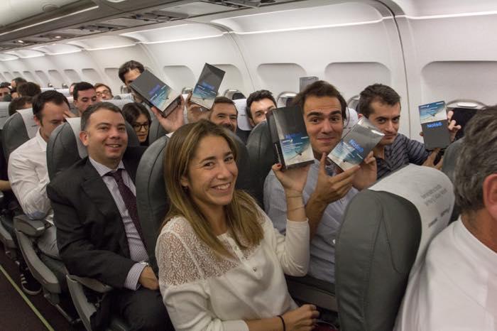 Galaxy Note 8 Gratuit Passagers Avion