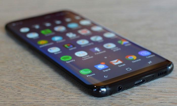 Galaxy S8 Prise Jack USB C