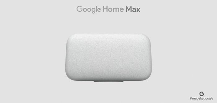 Google Home Max Officiel