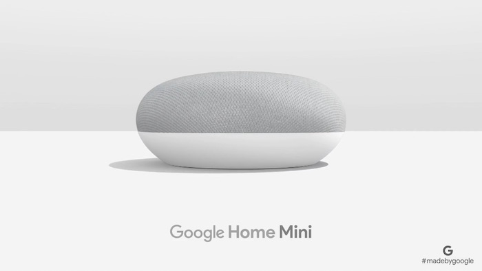 Google Home Mini Officiel