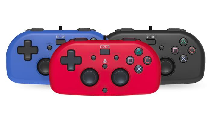 HORI Wired Mini Gamepad Manette PlayStation 4