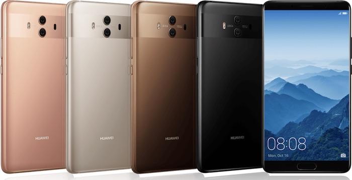 Huawei Mate 10 Officiel