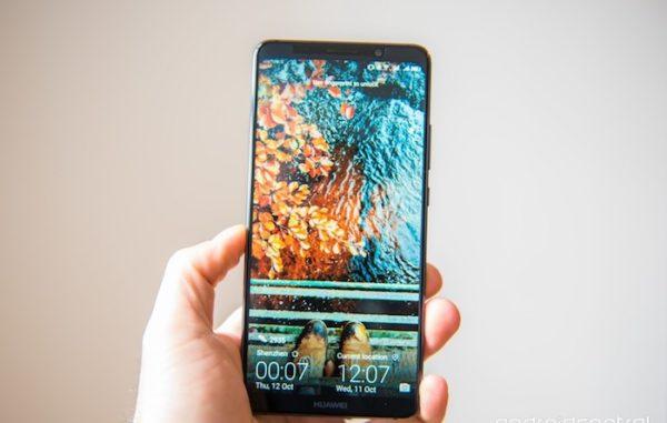 Huawei Mate 10 Pro 600x381
