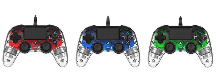 Nacon Wired Compact Controller 2 PlayStation 4 Manette
