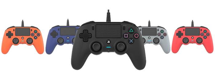 Nacon Wired Compact Controller PlayStation 4 Manette