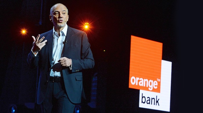 Stephane Richard Orange Bank