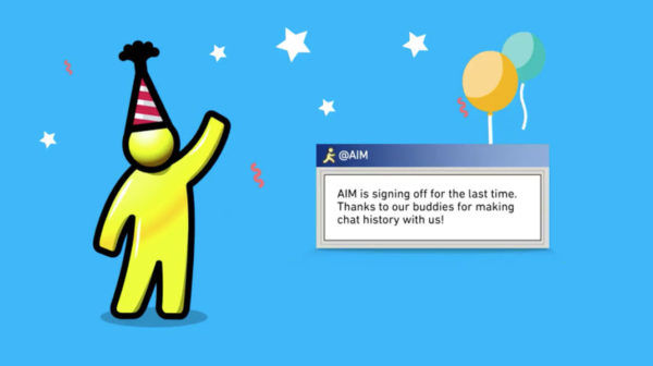Aol Instant Messenger Shuts Down 600x336