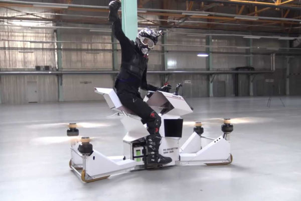 Hoversurf Moto Drone 9 600x400